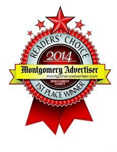 Montgomery advertiser reader's choice 2014 award winner